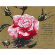 Gardener and the Rose Poster-Pamphlet