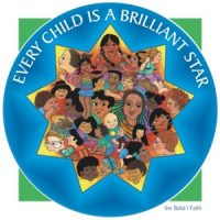 Every Child is a Brilliant Star Bahai T-shirt