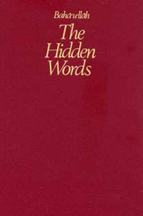 The Hidden Words