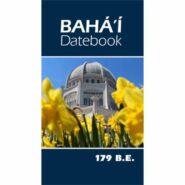 Bahai Datebook (179 BE)