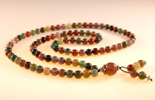 Fancy Jasper Bahai Prayer Beads