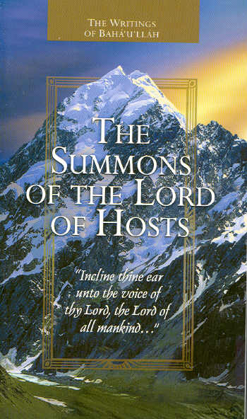 Summons of the Lord of Hosts