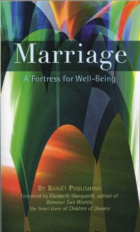 Marriage a Fortress for Well-Being
