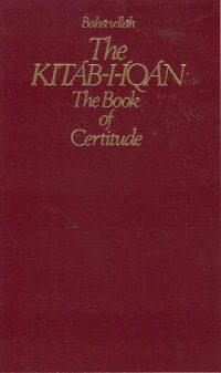 Kitab-i-Iqan The Book of Certitude