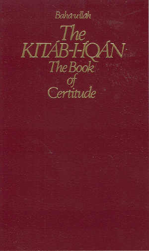 Kitab-i-Iqan The Book of Certitude