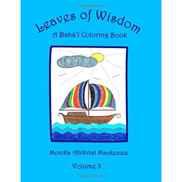 Leaves of Wisdom Coloring Book Vol 3