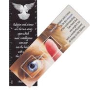 Harmony of Science & Religion Bookmark-Ruler