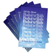 Tell Me About Baha'u'llah Mini-Book