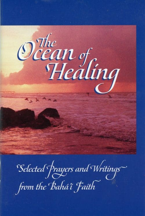 Ocean of Healing Mini-Book