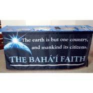 World Citizen Table Skirt / Banner
