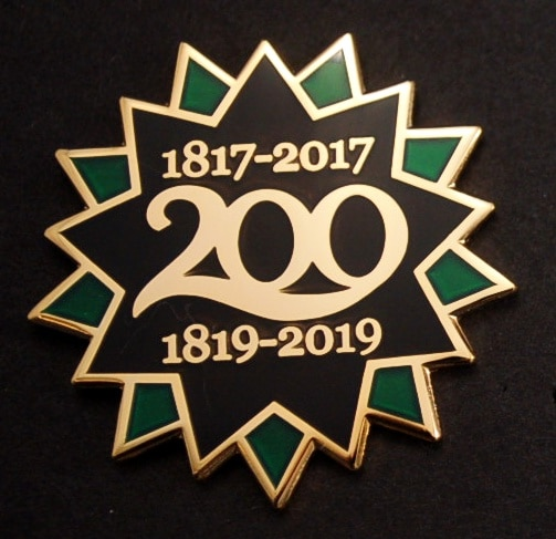 Bicentennial Lapel Pin