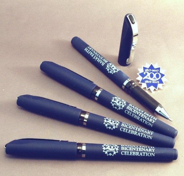 Bicentenary Gel Pen
