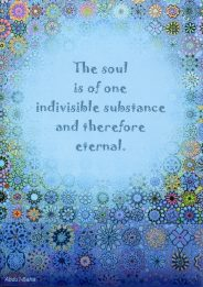 Eternal Soul Greeting Card