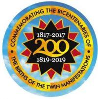 Bicentenary Button