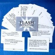 Flash of Inspiration Baha'i Flash Card Game Vol. 1
