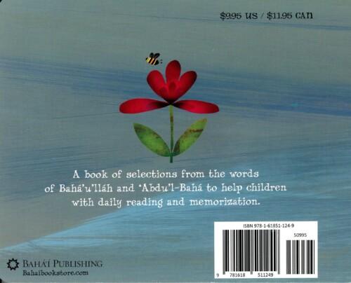 Bahai Readings for Children Blue Board Book