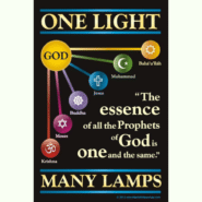 One Light Many Lamps Wall Hanging