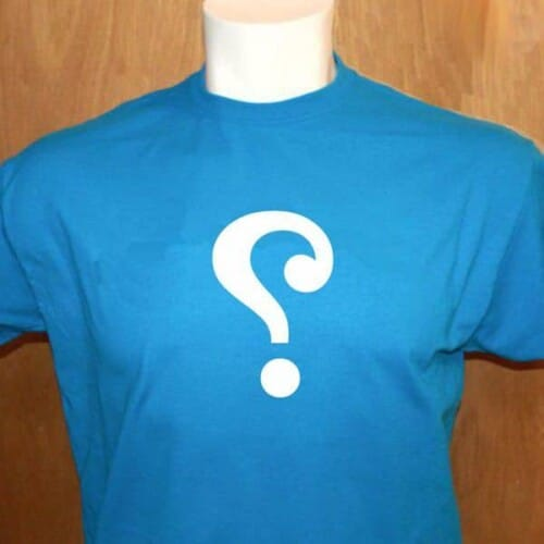 Baha'i T-shirt Seconds!