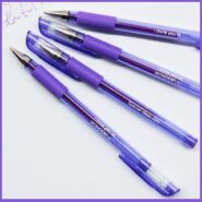 I Think You're Wonderful! Purple Gel Pen