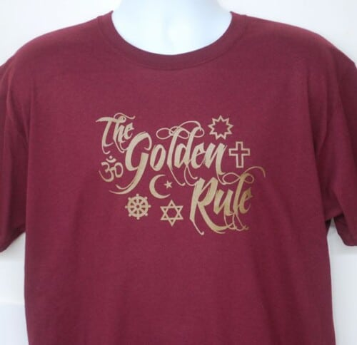 Golden Rule 2-Sided T-shirt