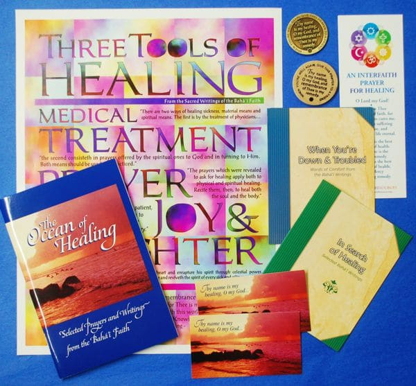 Products that promote healing
