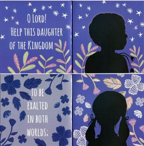 Daughter of the Kingdom – Bahai Prayer for Girls