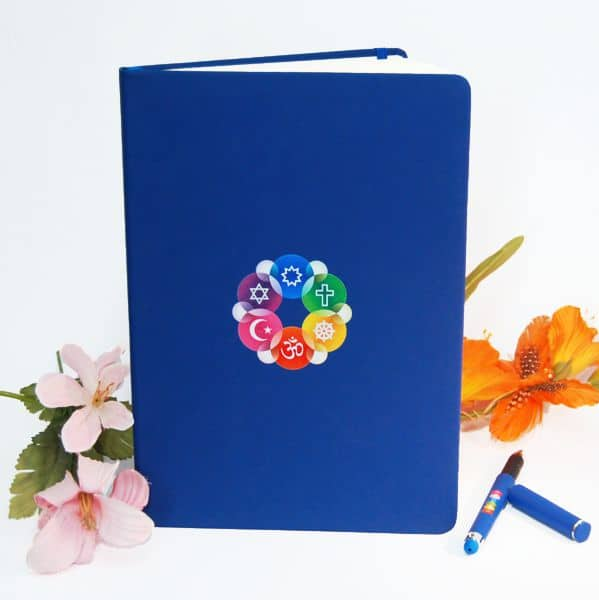 Interfaith Lined Journal