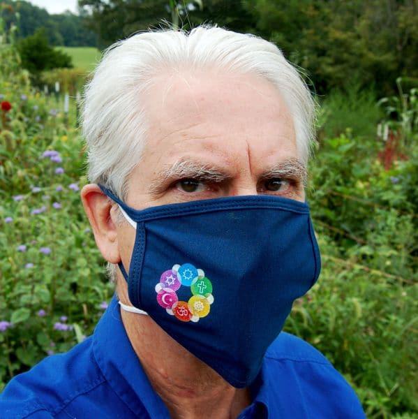 Interfaith Cotton Protective Mask