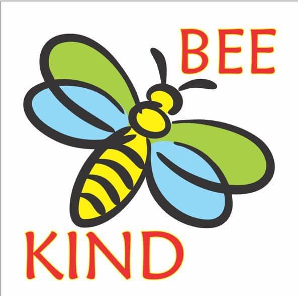 Bee Kind Temporary Tattoo